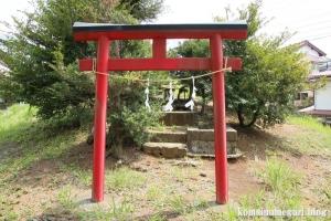 稲荷神社(多摩市聖ヶ丘)1