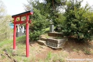 稲荷神社(多摩市聖ヶ丘)4