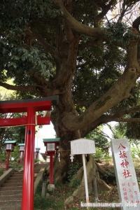 八坂神社(多摩市連光寺)6