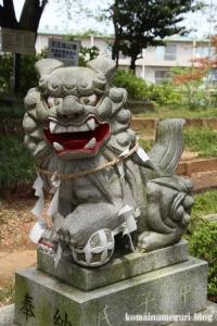八坂神社(多摩市連光寺)9