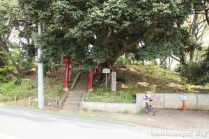 八坂神社(多摩市連光寺)1