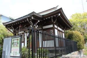 白山神社(多摩市連光寺)11