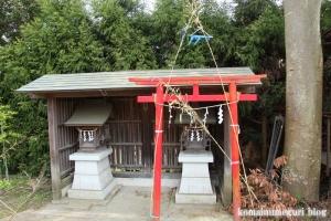 白山神社(多摩市連光寺)13