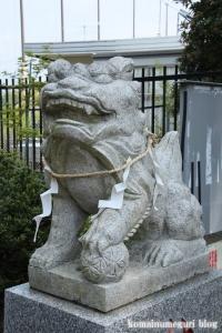 白山神社(多摩市連光寺)7