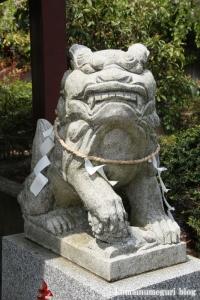 白山神社(多摩市連光寺)8