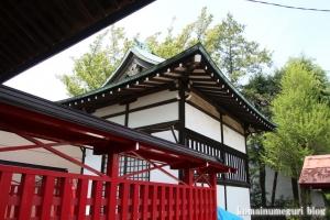 春日神社(多摩市連光寺)7
