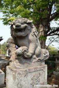 春日神社(多摩市連光寺)10