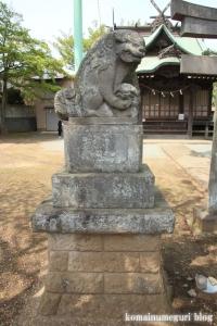 春日神社(多摩市連光寺)13