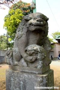 春日神社(多摩市連光寺)14