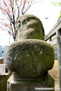 春日神社(多摩市連光寺)12