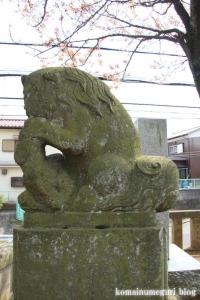 春日神社(多摩市連光寺)15