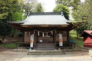 熊野神社(多摩市関戸)6