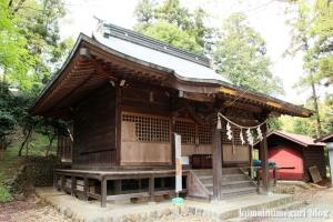 熊野神社(多摩市関戸)8