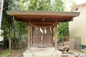 熊野神社(多摩市関戸)12