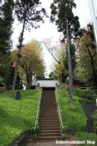 熊野神社(多摩市関戸)3