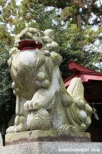熊野神社(多摩市関戸)4