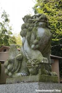 熊野神社(多摩市関戸)5