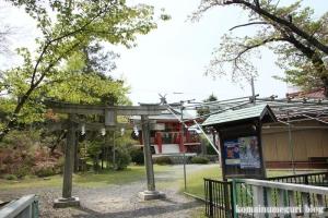 諏訪神社(多摩市諏訪)1