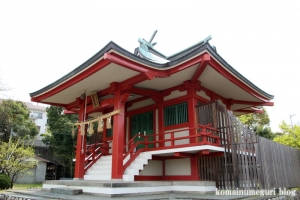 諏訪神社(多摩市諏訪)7