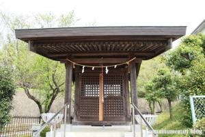 御嶽神社(多摩市永山)5