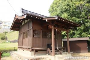 貝取神社(多摩市豊ヶ丘)7