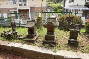 貝取神社(多摩市豊ヶ丘)9