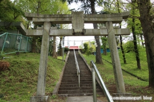 愛宕神社(多摩市愛宕)5