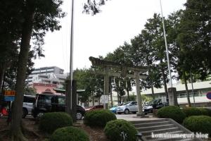 八幡神社(多摩市豊ヶ丘)1