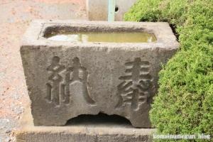 八幡神社(多摩市豊ヶ丘)4