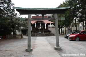 八幡神社(多摩市豊ヶ丘)5