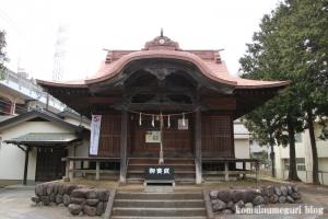 八幡神社(多摩市豊ヶ丘)6