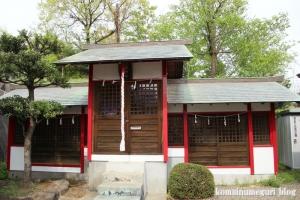 八坂神社(多摩市愛宕)5