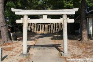 若宮八幡神社(足立区伊興)2