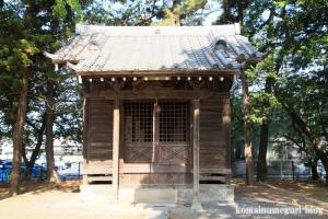 若宮八幡神社(足立区伊興)4