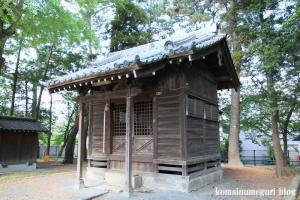若宮八幡神社(足立区伊興)6