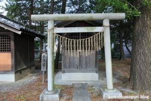 若宮八幡神社(足立区伊興)9