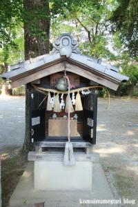 氷川神社(足立区東伊興)14