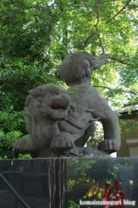 氷川神社(足立区東伊興)18