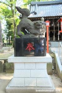 氷川神社(足立区東伊興)21