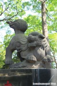 氷川神社(足立区東伊興)22