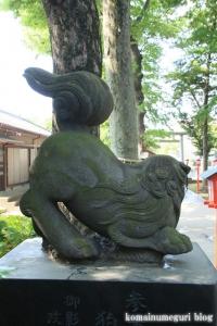 氷川神社(足立区東伊興)19