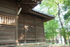 氷川神社(足立区東伊興)8