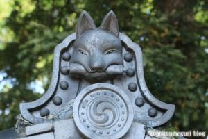 氷川神社(足立区東伊興)13