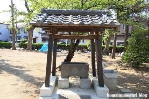 氷川神社(足立区古千谷本町)4