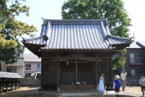 氷川神社(足立区古千谷本町)5