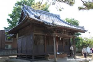 氷川神社(足立区古千谷本町)6