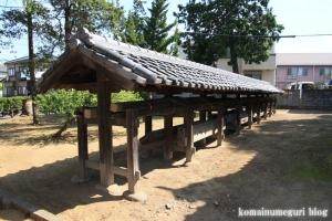 氷川神社(足立区古千谷本町)8