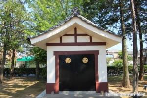 氷川神社(足立区古千谷本町)10