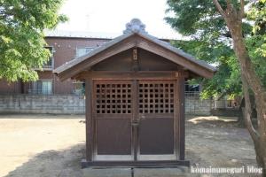 氷川神社(足立区古千谷本町)11