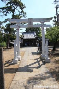 氷川神社(足立区古千谷本町)2